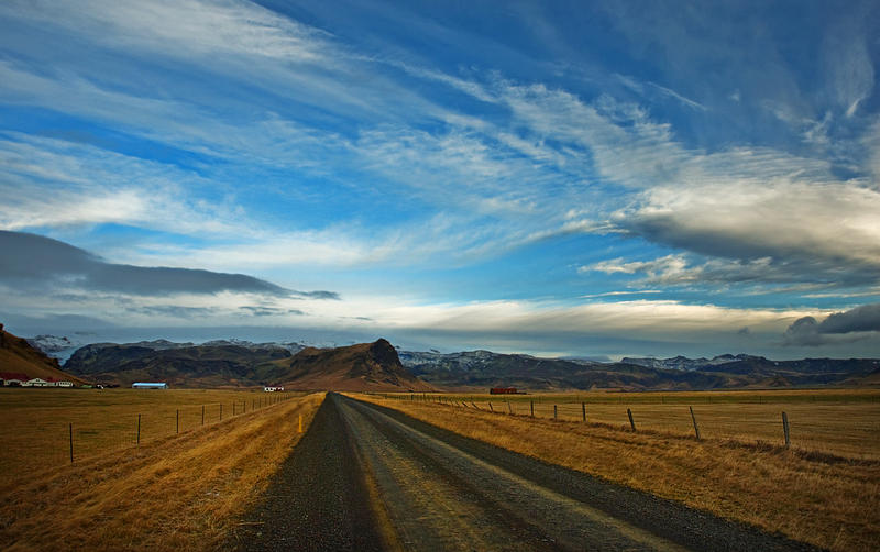 Iceland - in the ways by PatiMakowska