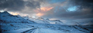 Iceland - follow the snow time