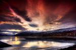 Iceland - Lagarfljotli Lake by PatiMakowska
