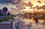 De schoonheid van Nederland -aan het einde van deg by PatiMakowska