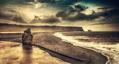Dyrholaey - Made on Iceland by PatiMakowska