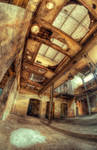 abandoned sugar factory by PatiMakowska