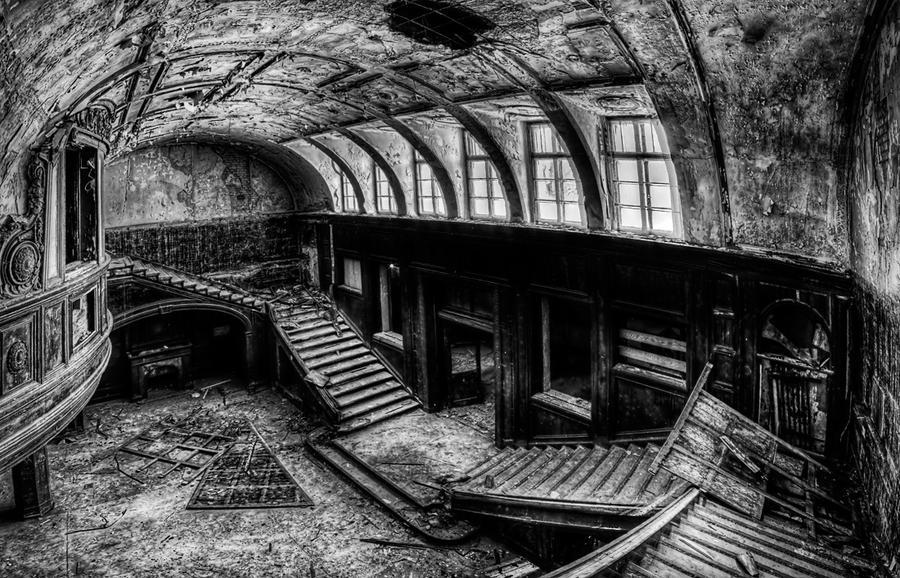 Old School by PatiMakowska