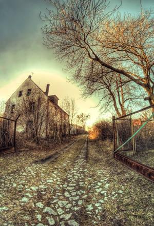 The illusion of past ... by PatiMakowska