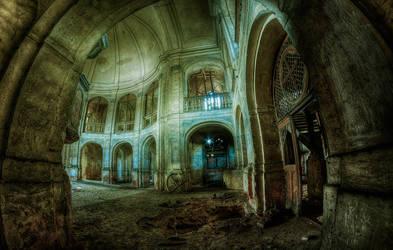 darkness by PatiMakowska