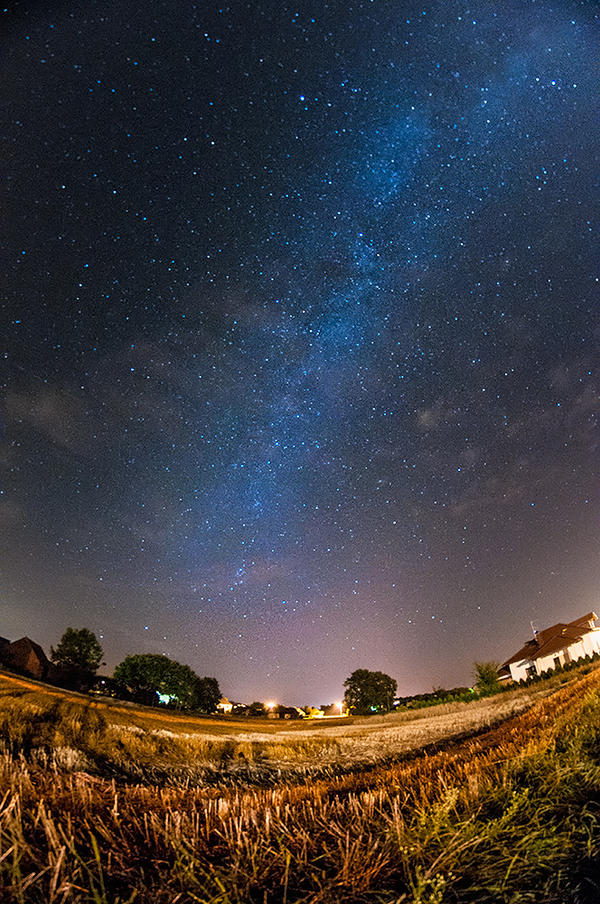 Milky Way by PatiMakowska