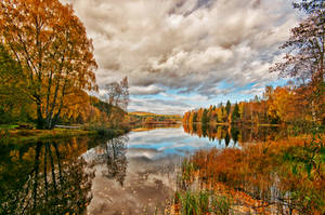 East of Norway by PatiMakowska