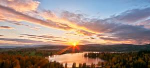 SunSet - Oslo by PatiMakowska