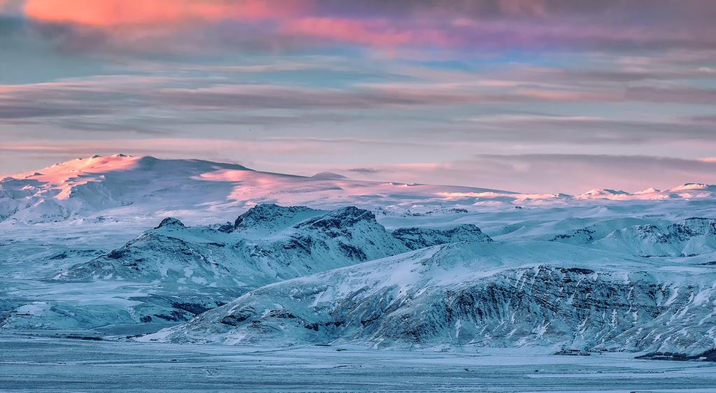 Winter on Iceland by PatiMakowska