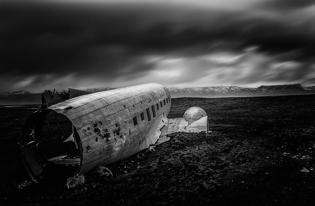 United States Navy Douglas Super DC-3 by PatiMakowska