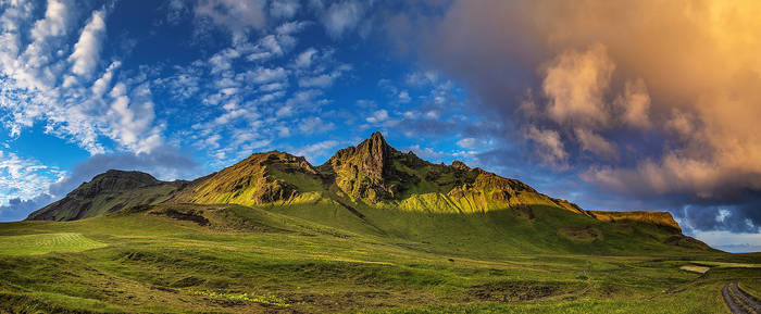 Iceland - Waiting for the Summer
