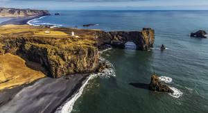 Dyrholaey Iceland of course