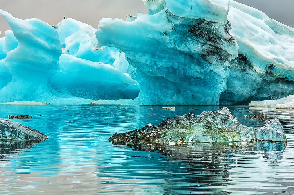 The World Ice by PatiMakowska