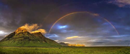 Rainbow festival - Iceland 2016 by PatiMakowska