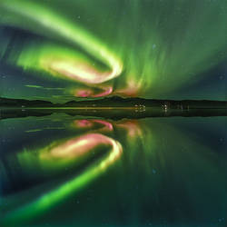 Freja, other name of Northen Lights II by PatiMakowska