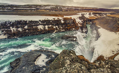 Gulfoss - power of nature I