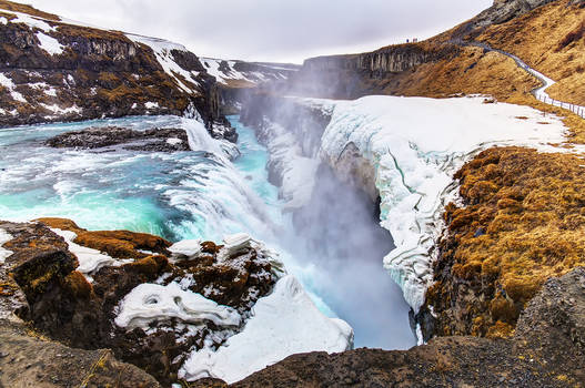 Gulfoss - power of nature II