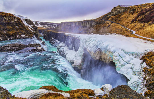 Gulfoss - power of nature III