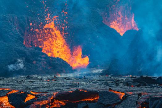 Volcanic Impressionism