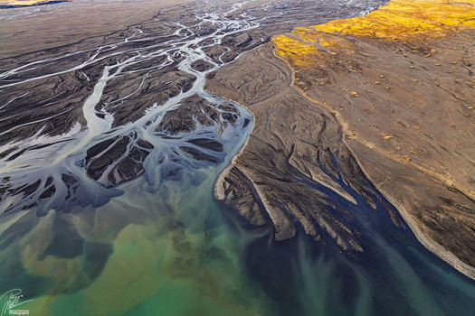 From the sky - Iceland