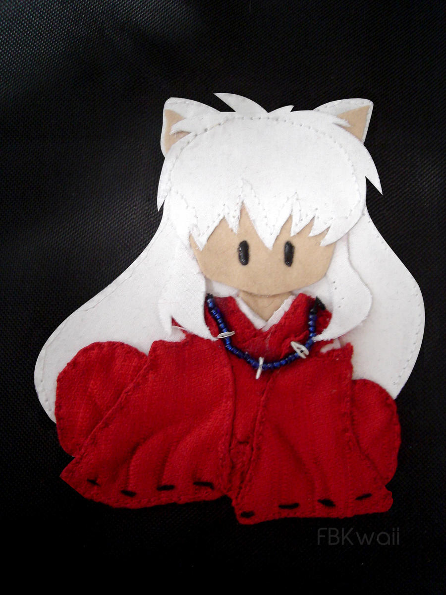 Inuyasha Cute by FabiiKawaii