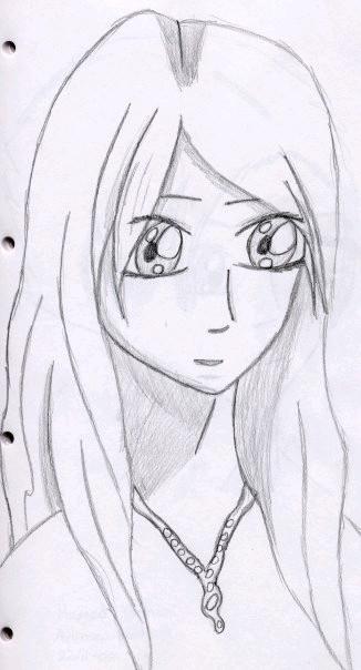 Anime girl2 by Eowyn262