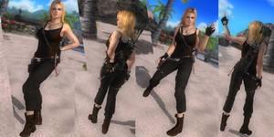 DOA5LR Lara Croft 2013 For Tina jaafar85 Mods by jaafar2009
