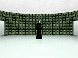 Choice - The Matrix by bhazard