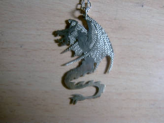 Dragon Necklace by DragonLord-Inferno