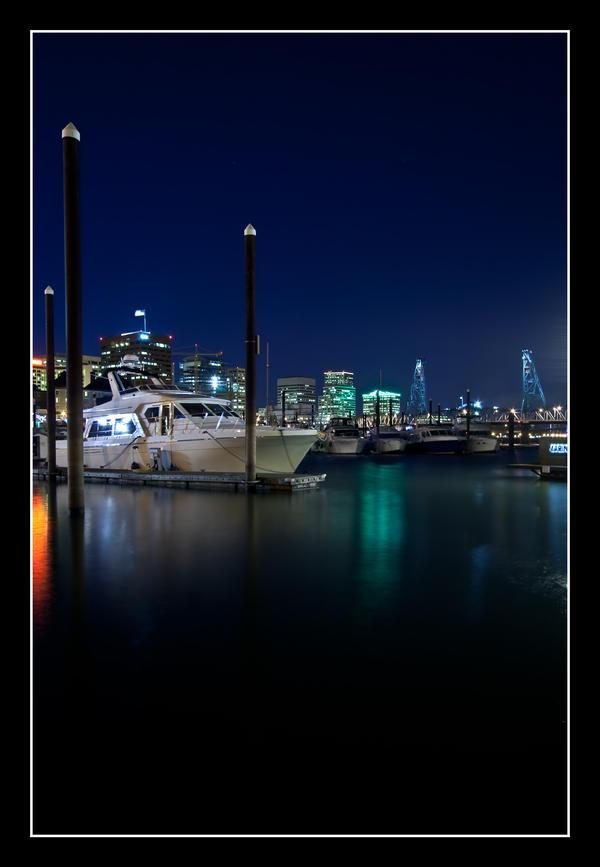 Pier View by futureplug