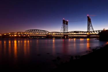 Interstate Bridge II by futureplug