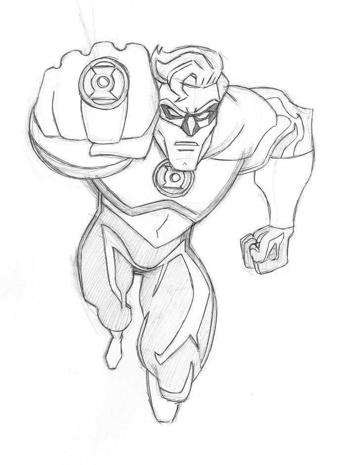 Jla Coloring Pages Coloring Pages