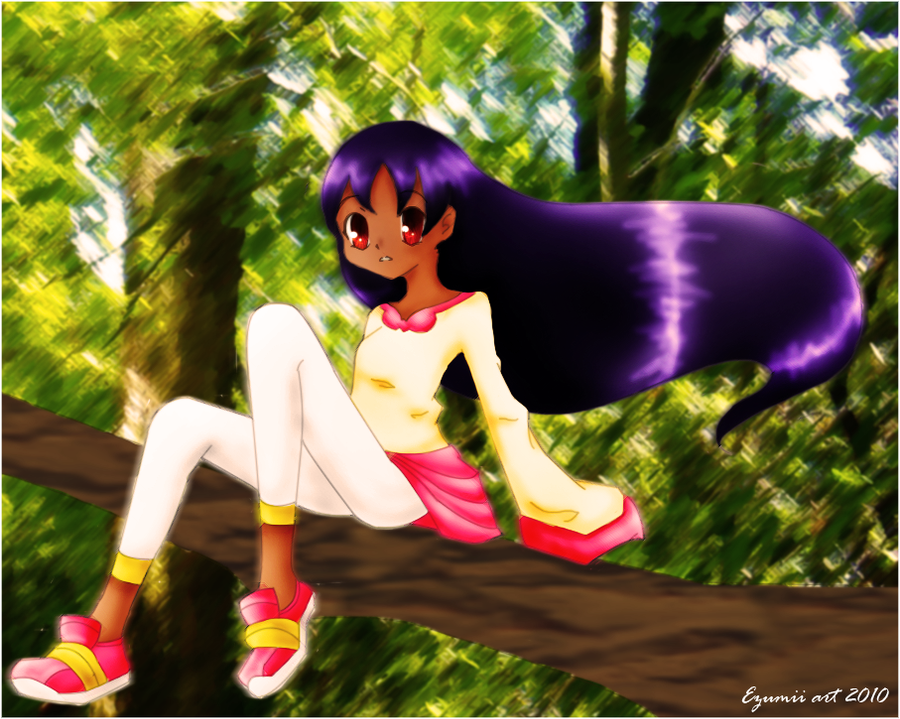 Imagens de Pokémon Iris_pokemon_bw_by_ezumii-d342m4y