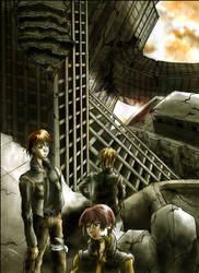 Destruction by sakudo-no-hane