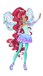 Cosmix Fairy of Waves!