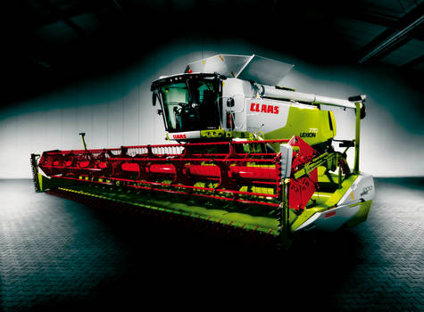 Claas Lexion 770