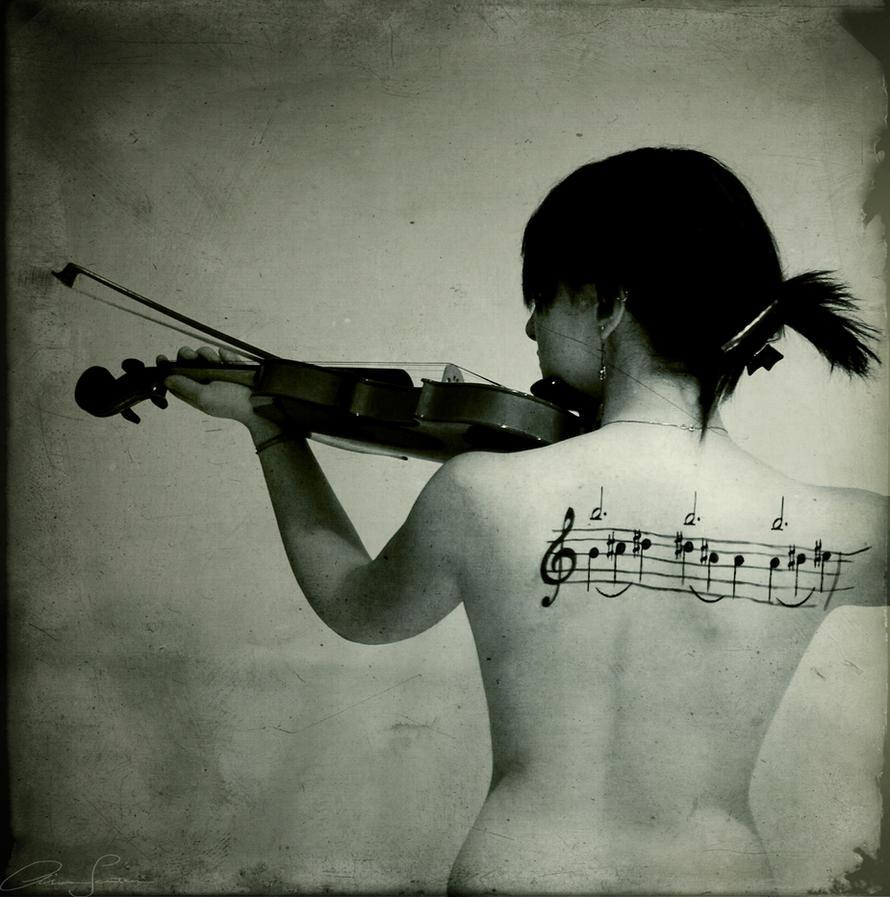 Trill devil sonata by PoisonOnYourLips