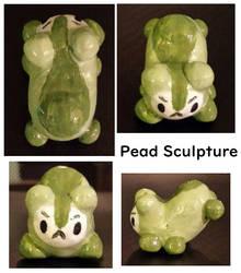 Pead Sculpture