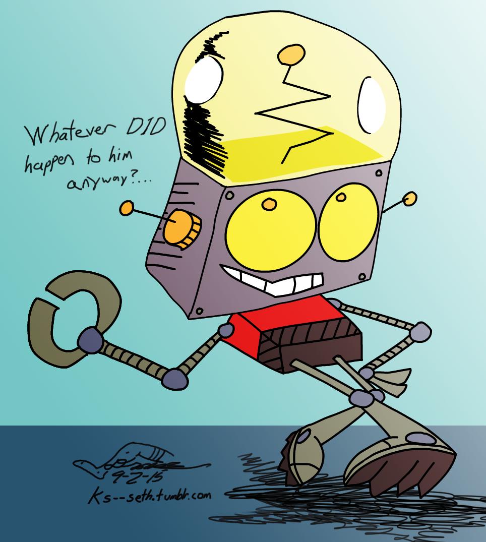 Deviantart robot jones Kadi's Tumblr