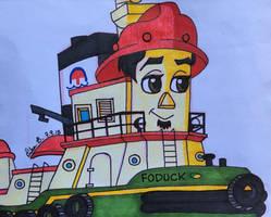 Theodore Tugboat Foduck