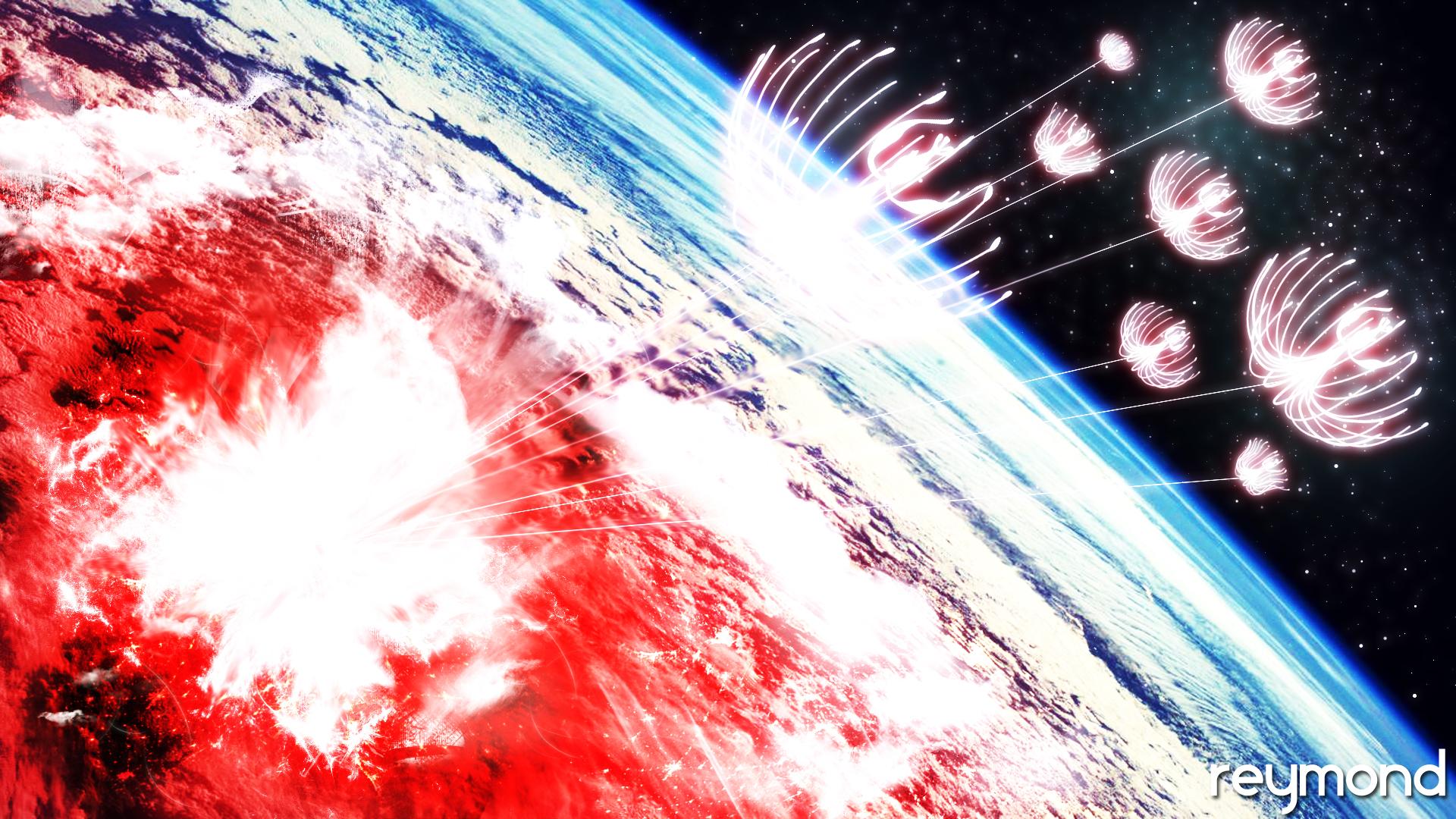 Attack of the Atokirinas by Reymond-P-Scene