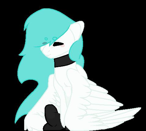 Blushing Pony by bubblyhearts1234