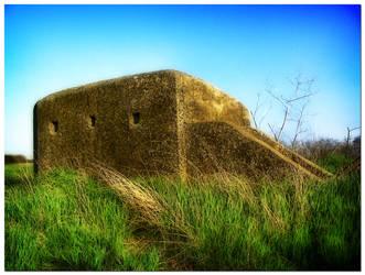 bunker by darkcollector