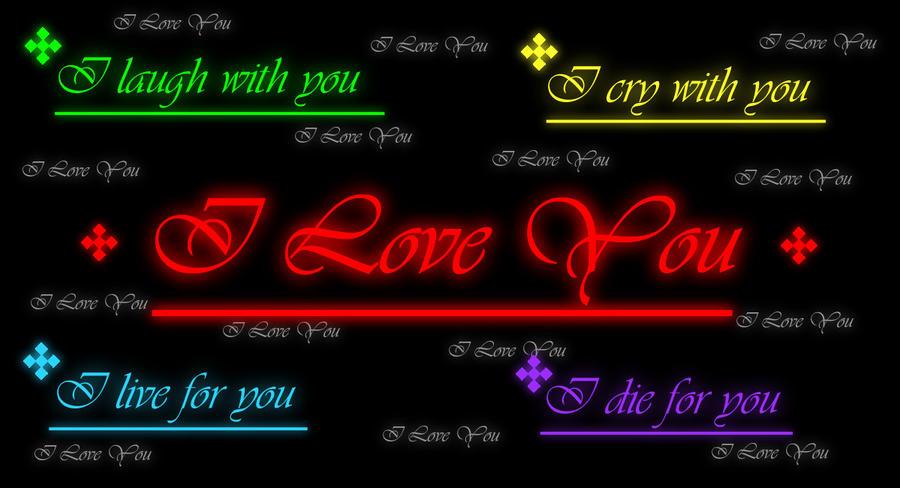 I Love You by DreamingXofXNight