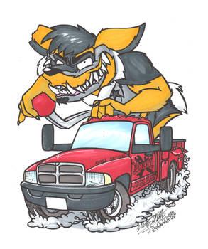 Tool Truck Fink