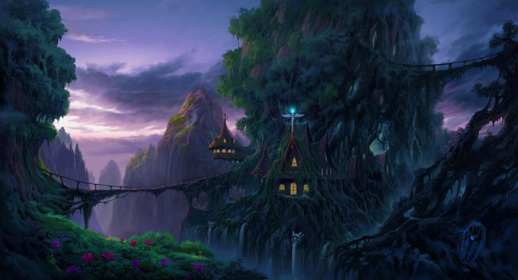 elf_village_by_claire_liu-d5sf3ob.jpg