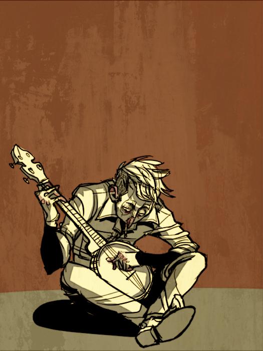 banjo story by Kichaa
