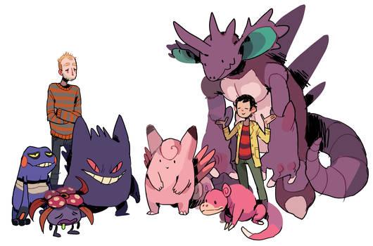 what if pokemon