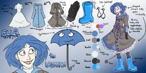 Ella the Umbrella ~Reference~