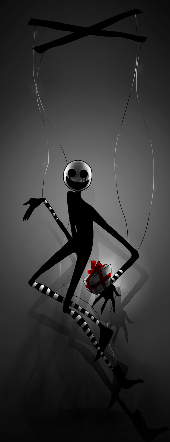 The Present Man by NEOmi-triX